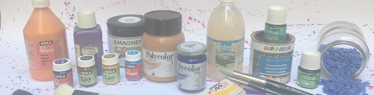 Hobby e decorazione Colorificio Pecchio
